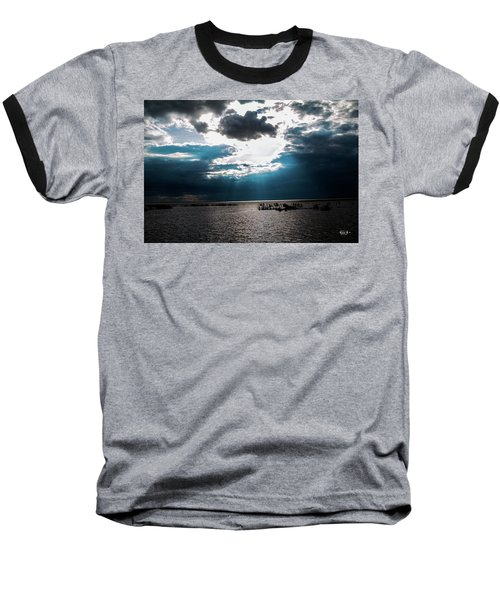 Beginning Of The End Of The Day Baseball T-Shirt