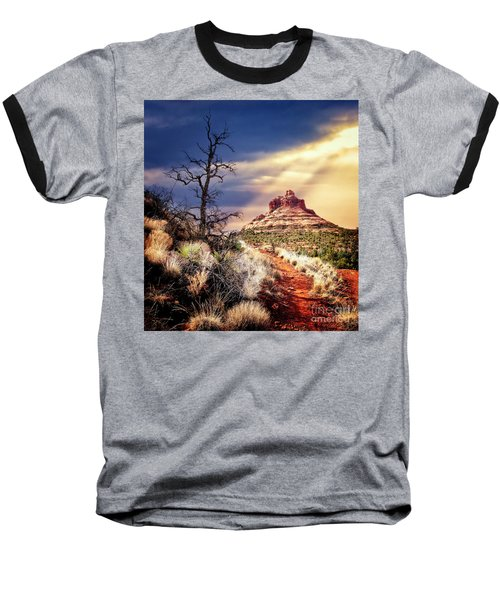 Bell Rock Baseball T-Shirt