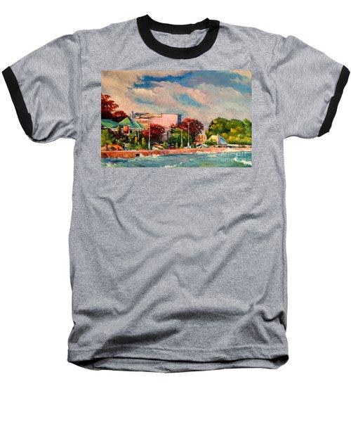 Berlin Wall Baseball T-Shirt