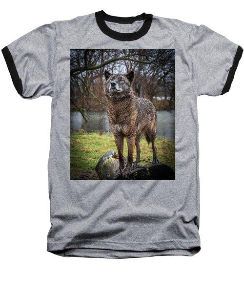 Best Of Show Pose Baseball T-Shirt