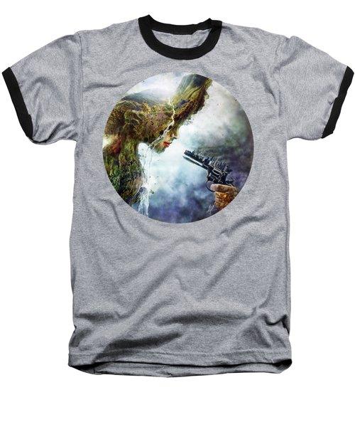 Betrayal Baseball T-Shirt