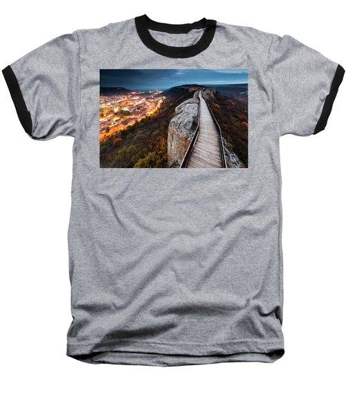 Between Epochs Baseball T-Shirt