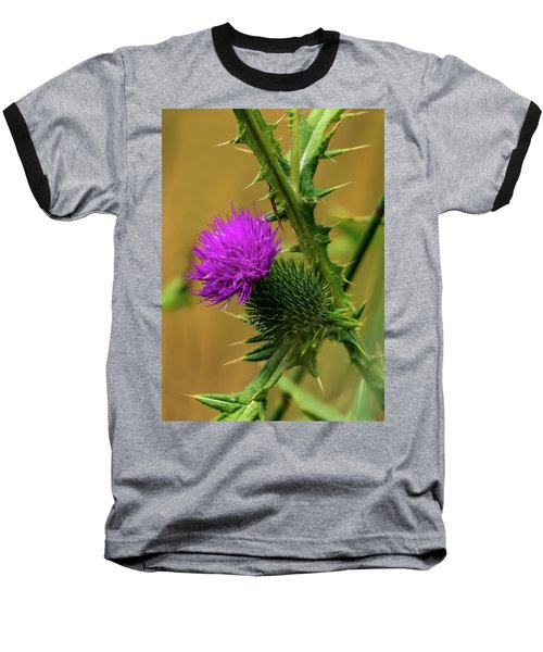 Between The Flower And The Thorn Baseball T-Shirt