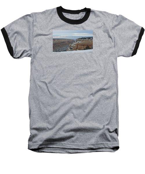 Between The Rocks Baseball T-Shirt