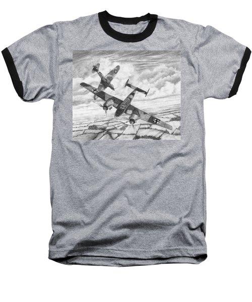 Bf-110c Zerstorer Baseball T-Shirt