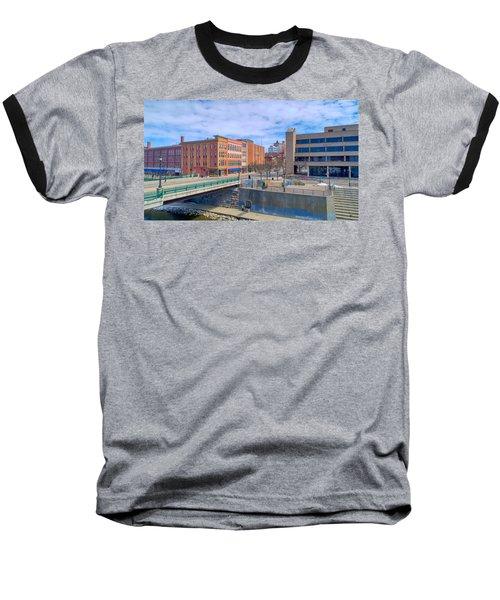 Binghamton Art Baseball T-Shirt