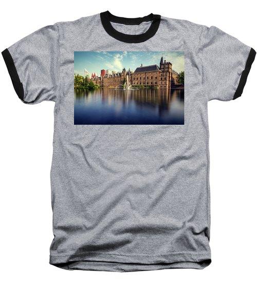 Binnenhof, The Hague Baseball T-Shirt