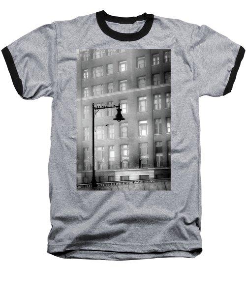 Bird Lamp Baseball T-Shirt