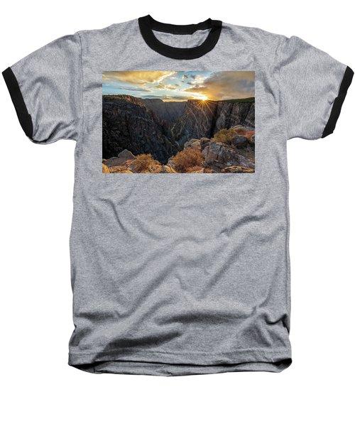 Black Canyon Sendoff Baseball T-Shirt