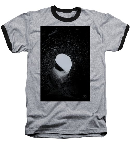Alien World Baseball T-Shirt