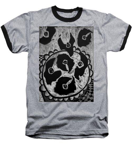 Blackbird Pie Baseball T-Shirt