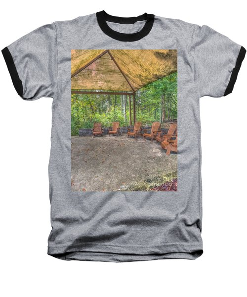 Blacklick Woods - Chairs Baseball T-Shirt