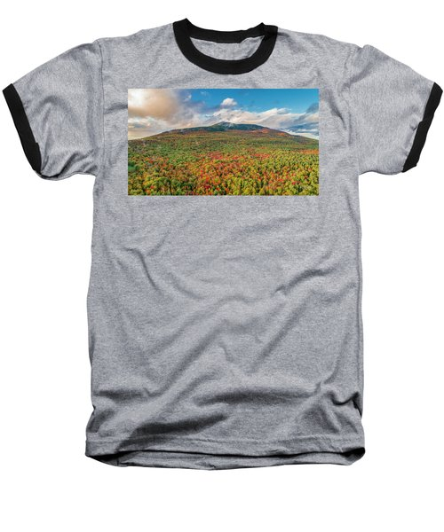 Blanketed In Color Baseball T-Shirt