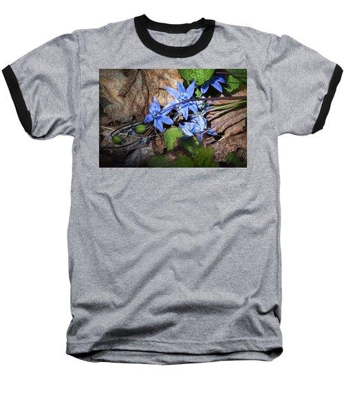 Blending Time - Baseball T-Shirt