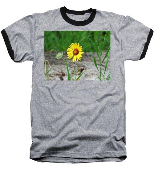 Bloom And Waiting Baseball T-Shirt