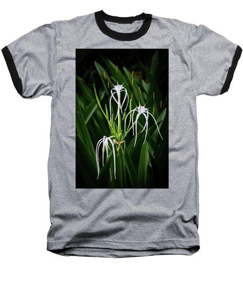 Blooming Poetry 4 Baseball T-Shirt