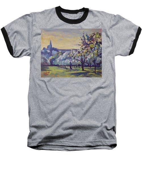 Blossom Trees Near Vijlen Baseball T-Shirt