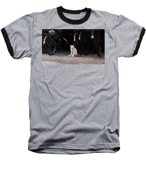 Blue Baseball T-Shirt