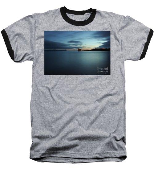 Blue Hour Salthill Baseball T-Shirt