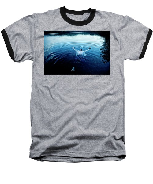 Blue Lake Baseball T-Shirt