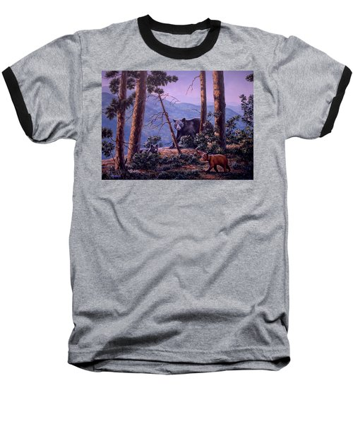Blue Ridge Bears Baseball T-Shirt