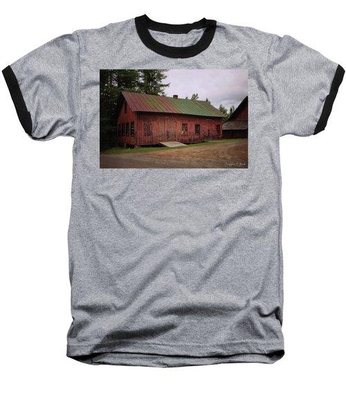 Boat Shop Baseball T-Shirt