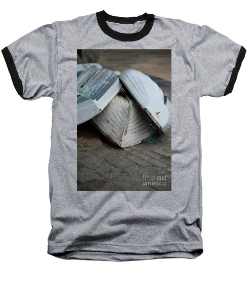 Boats St Ives Baseball T-Shirt