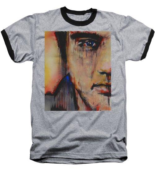 Born Standing Up Baseball T-Shirt