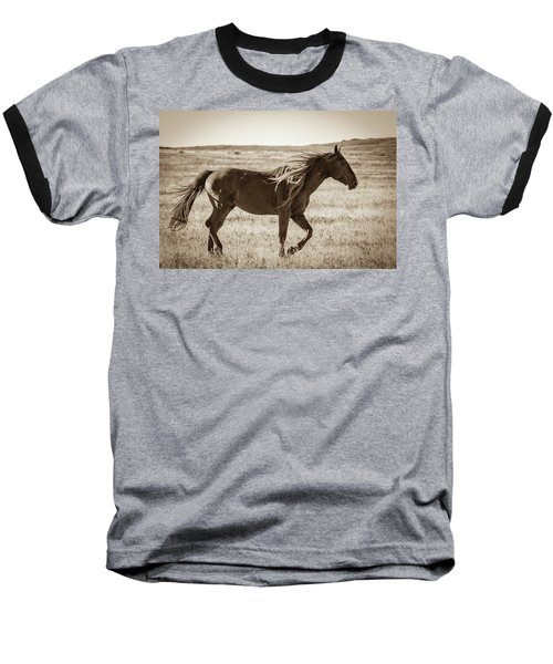 Born To Be Wild Baseball T-Shirt