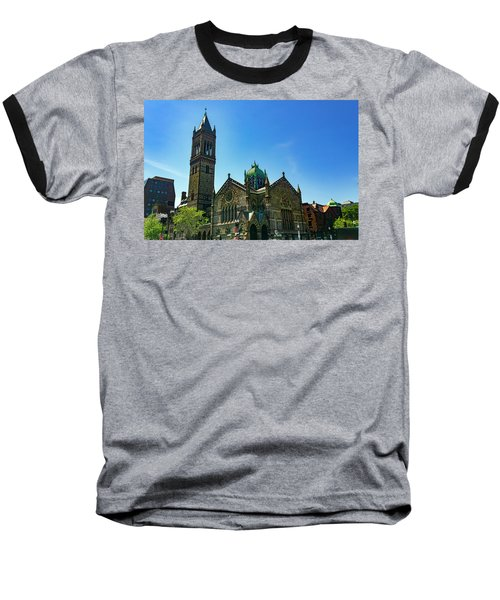 Boston Series 5373 Baseball T-Shirt