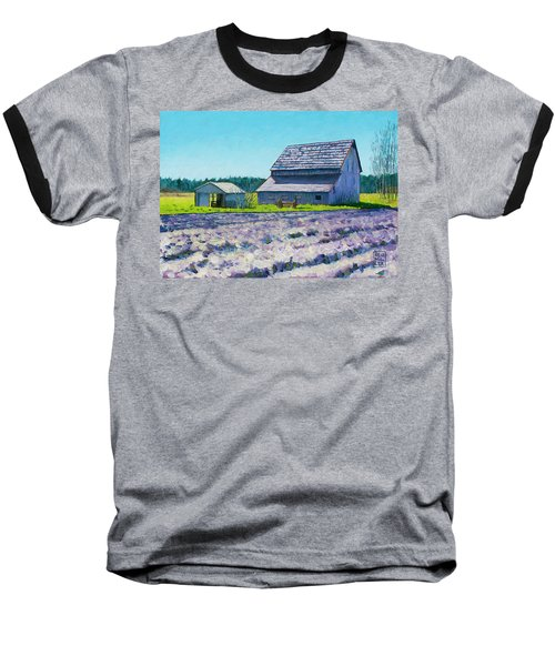 Boyer Barn Baseball T-Shirt