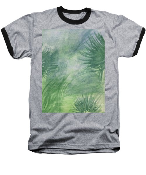 Beach Collection Breeze 1 Baseball T-Shirt