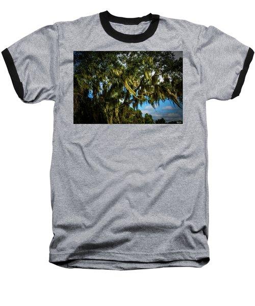 Breezy Florida Day Baseball T-Shirt