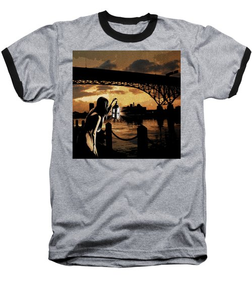 Bridge Iv Baseball T-Shirt