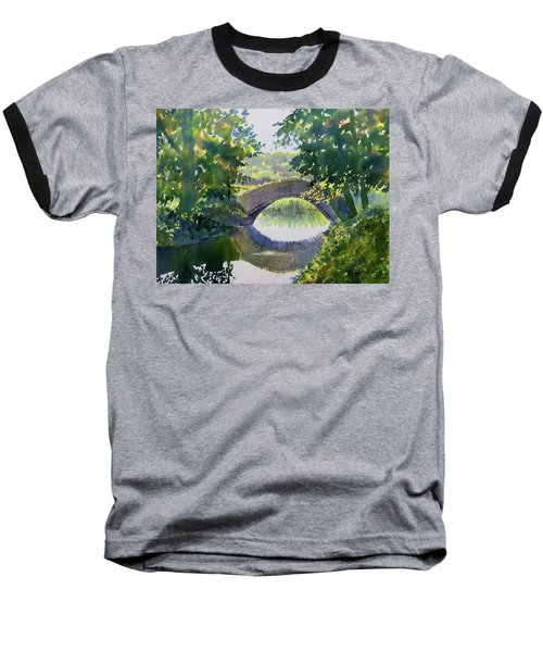 Bridge Over Gypsy Race Baseball T-Shirt
