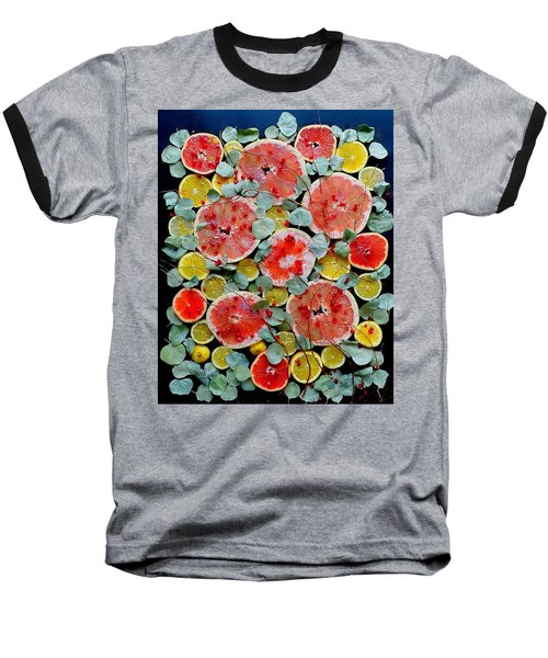 Brighter Days Citrus Baseball T-Shirt