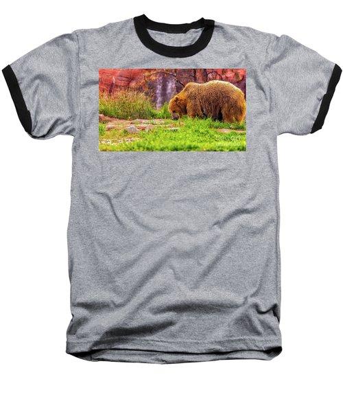 Brisk Walk Baseball T-Shirt