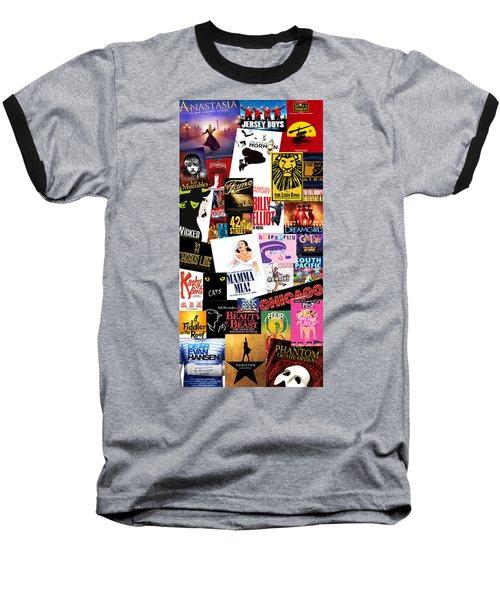 Broadway 22 Baseball T-Shirt