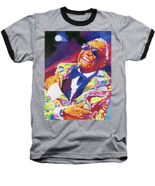 Brother Ray Charles Baseball T-Shirt