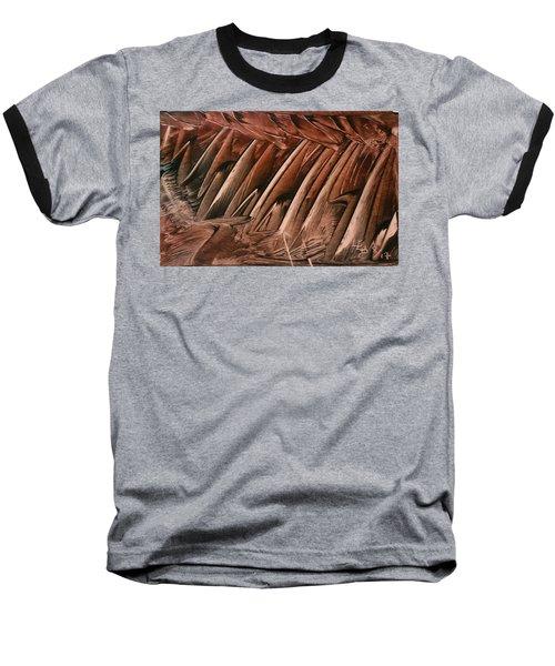 Brown Ladders/steps Baseball T-Shirt