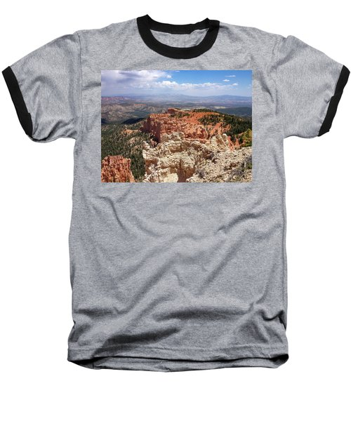 Bryce Canyon High Desert Baseball T-Shirt