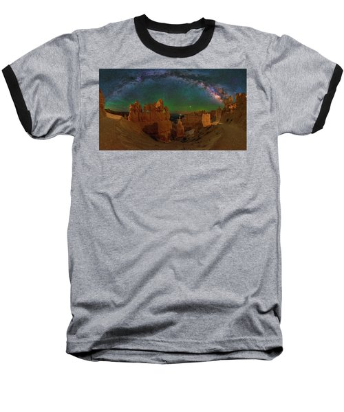 Bryce Panorama Baseball T-Shirt
