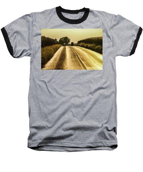 Buggy At Golden Hour Baseball T-Shirt