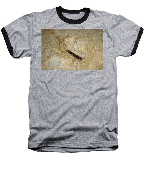 Buried Alive Baseball T-Shirt