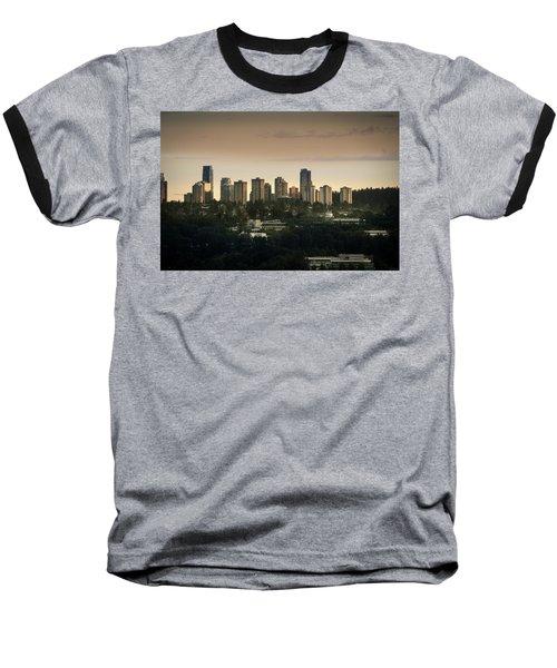 Burnaby Dusk Baseball T-Shirt
