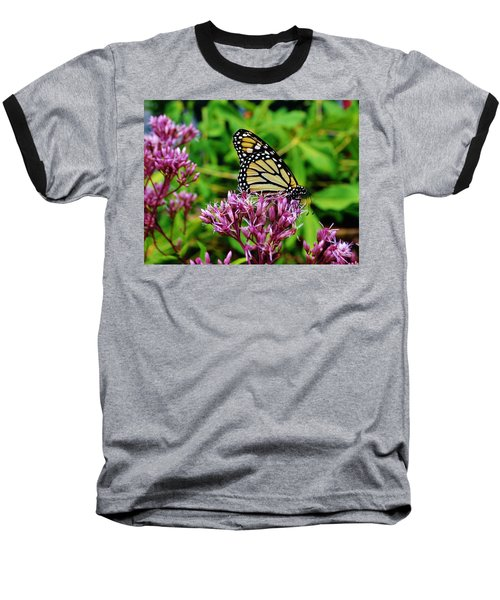 Butterfly Beauty Baseball T-Shirt