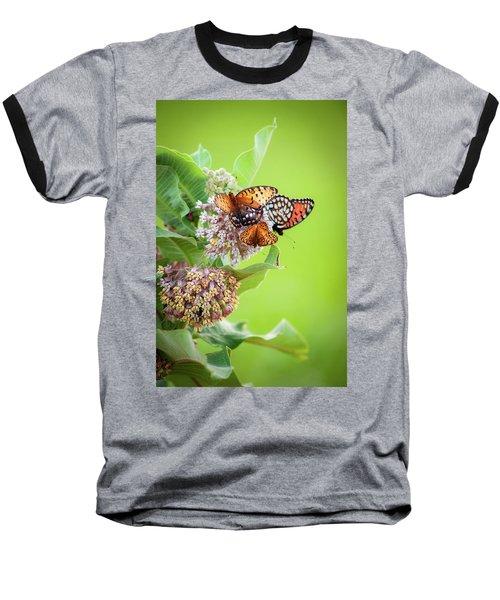 Butterfly Buffet II Baseball T-Shirt