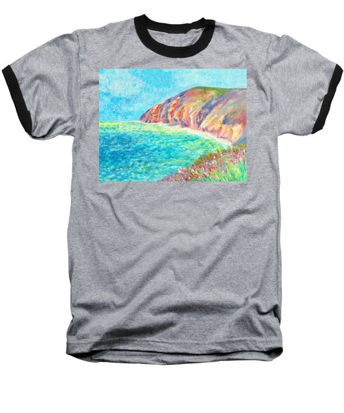 By The Sea Baseball T-Shirt
