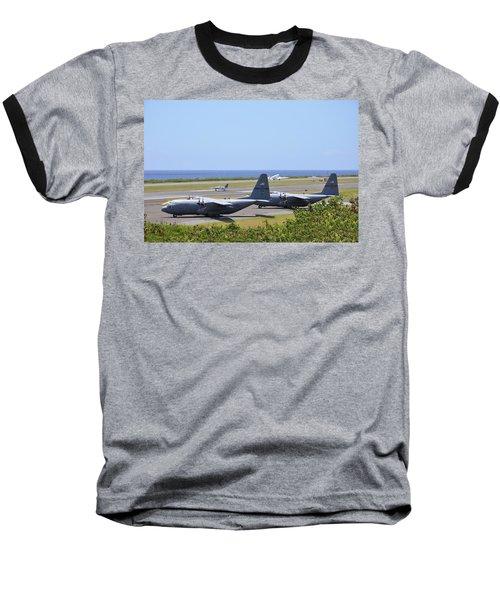 C130h At Rest Baseball T-Shirt