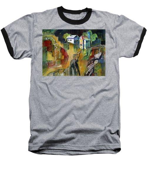 Cabin Life Baseball T-Shirt